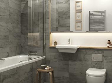 The Waterhouse - Bathroom