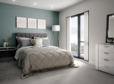 The Waterhouse - Bedroom