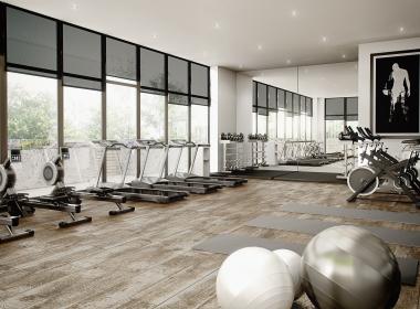 The Waterhouse - Gym