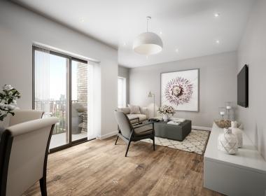 The Waterhouse - Living Room